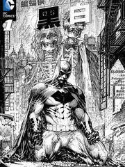 蝙蝠俠:黑與白