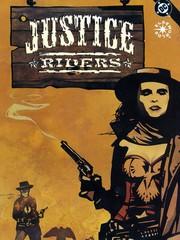 正義聯盟:正義騎手