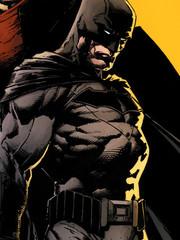 暗影俠與蝙蝠俠