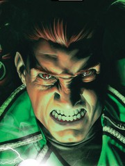 綠燈俠-翡翠戰士