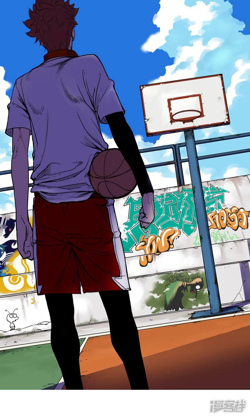 籃板下的青春