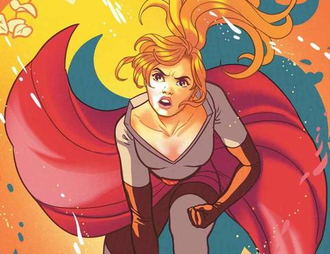 未來態:卡拉·佐-艾爾,超級女俠
